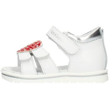 Čevlji  Deklice Sandali & Odprti čevlji NeroGiardini E021471F White