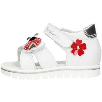 Čevlji  Deklice Mestni škornji    Nero Giardini E021470F White