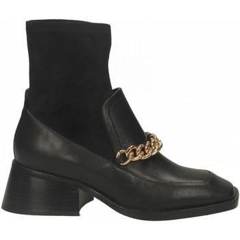 Čevlji  Ženske Gležnjarji Jeffrey Campbell PATRIK-2CH black