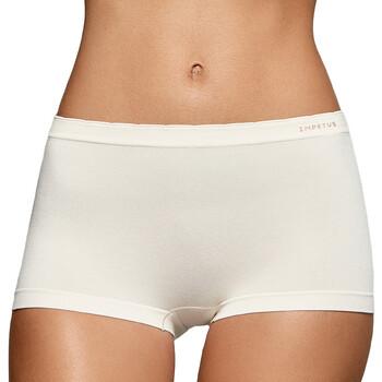 Spodnje perilo Ženske Shorties / Boksarice Impetus Woman 8200200 J80 Bež