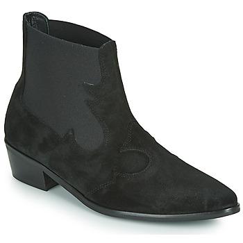 Čevlji  Ženske Polškornji Fericelli NANTIAG Črna