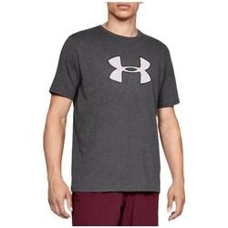 Oblačila Moški Majice s kratkimi rokavi Under Armour Big Logo SS Tee Siva