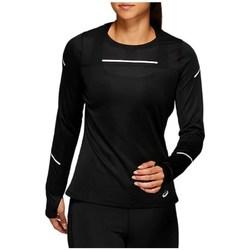 Oblačila Ženske Majice z dolgimi rokavi Asics Liteshow 2 LS Top Črna