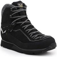 Čevlji  Moški Pohodništvo Salewa MS Mtn Trainer 2 Winter Črna