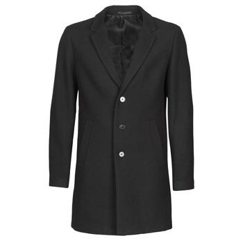 Oblačila Moški Plašči Jack & Jones JJEMOULDER Črna