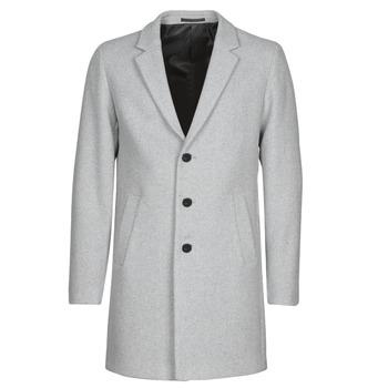 Oblačila Moški Plašči Jack & Jones JJEMOULDER Siva