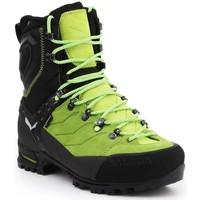 Čevlji  Moški Pohodništvo Salewa MS Vultur EVO GTX 61334-0916 black, green