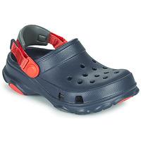 Čevlji  Otroci Cokli Crocs CLASSIC ALL-TERRAIN CLOG K Modra