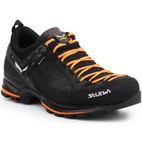 Čevlji  Moški Fitnes / Trening Salewa MS MTN Trainer 2 GTX 61356-0933 black, orange
