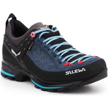 Čevlji  Ženske Pohodništvo Salewa WS MTN Trainer 2 GTX 61358-8679 black, navy