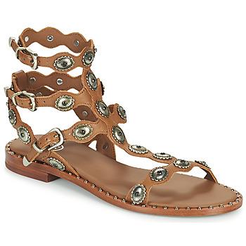 Čevlji  Ženske Sandali & Odprti čevlji Ash PHOENIX Kostanjeva