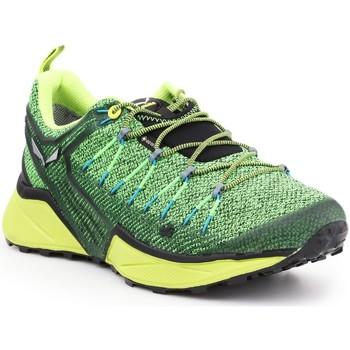 Čevlji  Moški Pohodništvo Salewa MS Dropline GTX 61366-0953 green, yellow, black