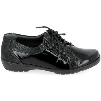 Čevlji  Moški Čevlji Derby Boissy 80069 Noir Črna
