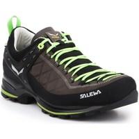 Čevlji  Moški Fitnes / Trening Salewa MS Mtn Trainer 2 L Črna, Rjava