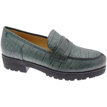 Čevlji  Ženske Mokasini Donna Soft DOSODS0945ver verde