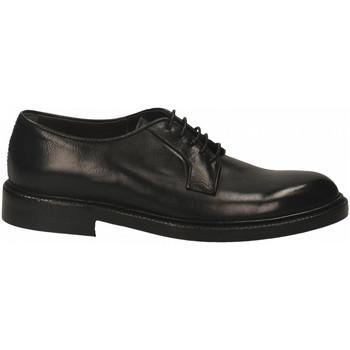 Čevlji  Moški Čevlji Derby Franco Fedele DIVER nero
