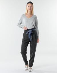 Oblačila Ženske Lahkotne hlače & Harem hlače Desigual CHARLOTTE Črna