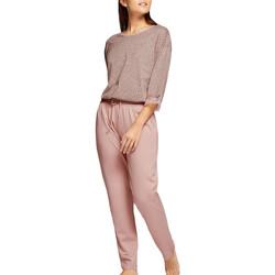 Oblačila Ženske Pižame & Spalne srajce Impetus Woman 8513H86 J87 Rožnata