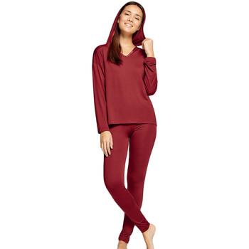 Oblačila Ženske Pižame & Spalne srajce Impetus Woman 8514H87 A1E Rdeča