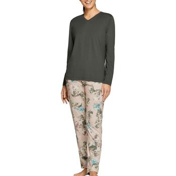 Oblačila Ženske Pižame & Spalne srajce Impetus Woman 8501H89 J87 Zelena