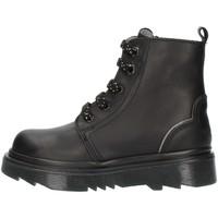 Čevlji  Deklice Mestni škornji    NeroGiardini I021600F Black