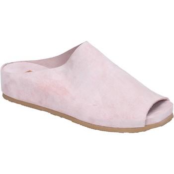 Čevlji  Ženske Natikači Moma BK480 Roza
