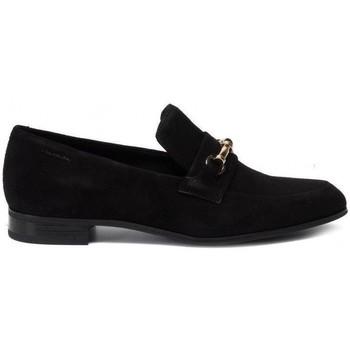 Čevlji  Ženske Mokasini Vagabond Shoemakers Frances Black Moccasins Black