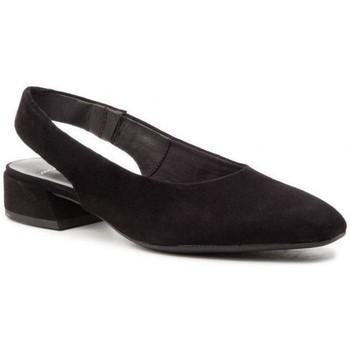 Čevlji  Ženske Balerinke Vagabond Shoemakers Joyce Black Flats Black
