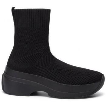 Čevlji  Ženske Polškornji Vagabond Shoemakers Sprint 2.0 Black Booties Black