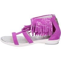 Čevlji  Deklice Sandali & Odprti čevlji 1A Classe Alviero Martini BK495 Vijolična