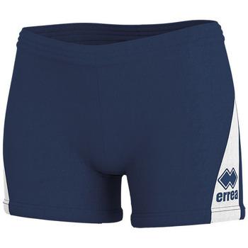 Oblačila Ženske Kratke hlače & Bermuda Errea Short femme  kiara marine/blanc