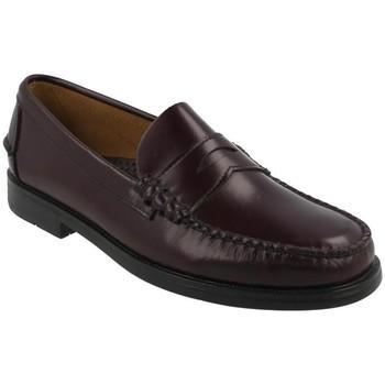 Čevlji  Moški Mokasini Sebago  Rojo