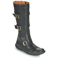 Čevlji  Ženske Mestni škornji    Casual Attitude NIBOOT Črna