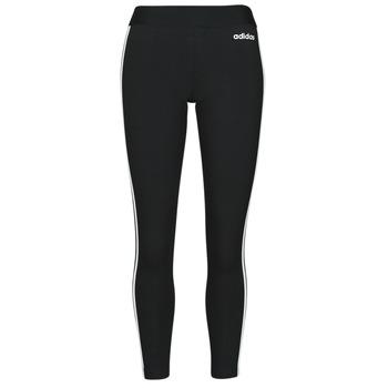 Oblačila Ženske Pajkice adidas Originals W E 3S TIGHT Črna / Bela