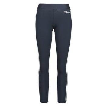 Oblačila Ženske Pajkice adidas Originals W E 3S TIGHT Encleg / Bela