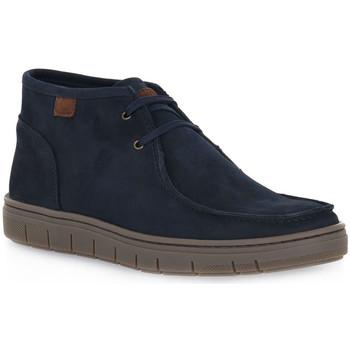 Čevlji  Moški Škornji Grunland LOMO BLU Blu