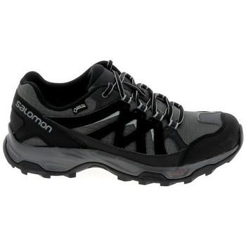 Čevlji  Pohodništvo Salomon Effect GTX Noir Gris Črna