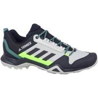 Čevlji  Moški Pohodništvo adidas Originals Terrex AX3 Hiking Siva, Svetlo zelena, Grafitna