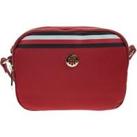 Torbice Ženske Ročne torbice Tommy Hilfiger Poppy Crossover Rdeča