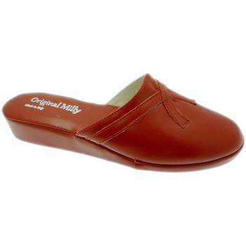 Čevlji  Ženske Cokli Milly MILLY2200ros rosso