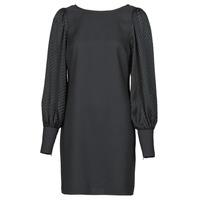 Oblačila Ženske Kratke obleke Naf Naf  Črna