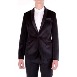 Oblačila Moški Jakne & Blazerji Manuel Ritz 2930GR2139-203628 Nero