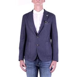 Oblačila Moški Jakne & Blazerji Manuel Ritz 2932G2728TW-203507 Blu