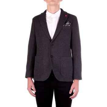 Oblačila Moški Jakne & Blazerji Manuel Ritz 2932G2038M-203691 Nero
