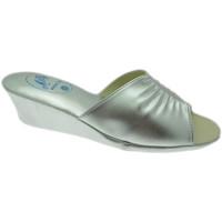 Čevlji  Ženske Natikači Milly MILLY1805arg grigio