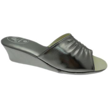 Čevlji  Ženske Natikači Milly MILLY1805pio grigio