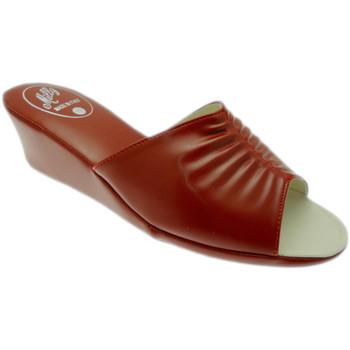 Čevlji  Ženske Natikači Milly MILLY1805ros rosso