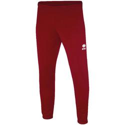 Oblačila Spodnji deli trenirke  Errea Pantalon  nevis 3.0 bordeaux