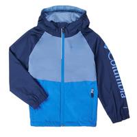 Oblačila Dečki Jakne Columbia DALBY SPRINGS JACKET Modra