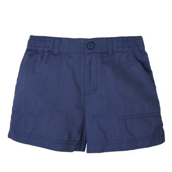 Oblačila Deklice Kratke hlače & Bermuda Columbia SILVER RIDGE SHORT Modra